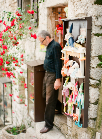 Puppet Shop in Eze France