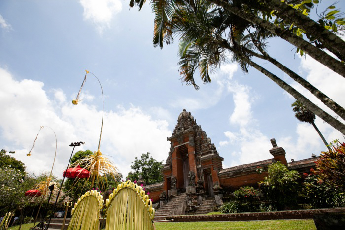 Pura Taman Ayun of Bali