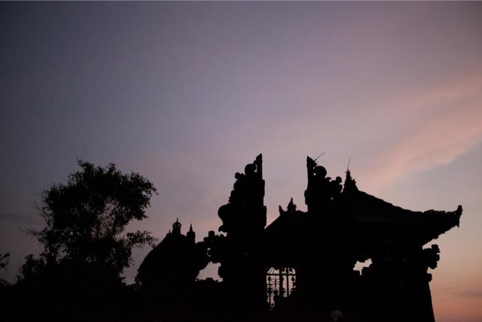 Pura Tanah Lot Sea Temple