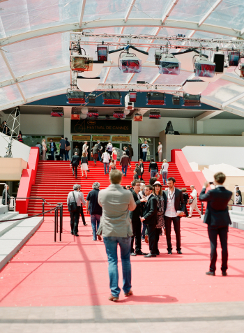 Red Carpet at the Cannes Film Festival