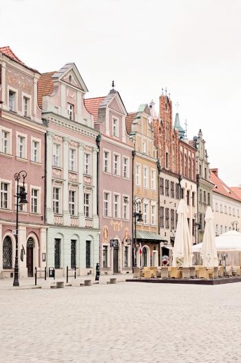 Scenes from Poznan Poland