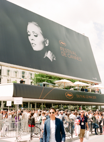 Scenes from the Cannes Film Festival