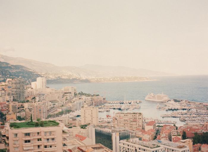 Seaside Skyline of Monaco