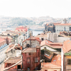 Stacked Homes of Porto Portugal
