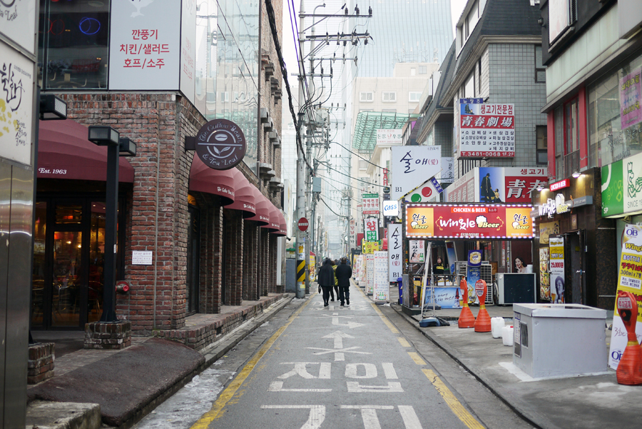 Image result for seoul streets