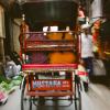 Bicycle Taxi in Delhi
