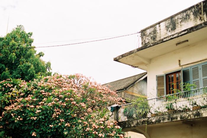 Buildings of Vientiane Laos