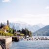 Harbor at Lake Como