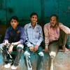 Men in Delhi