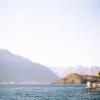 Picturesque Lake Como Italy