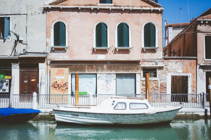 Scenes from Venice Italy