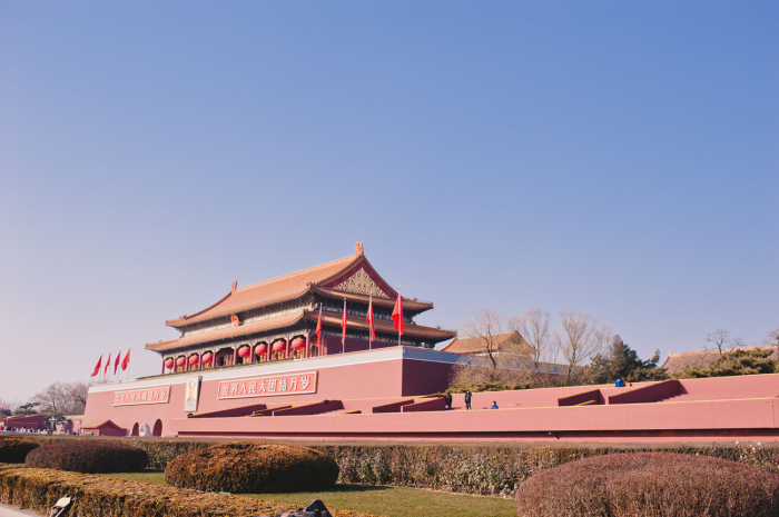 Tiananmen Gate China
