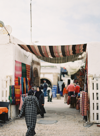 Walking the Markets of Morocco