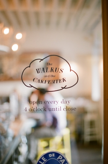 Walrus and the Carpenter in Seattle