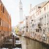 Waterways of Venice Italy