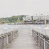 Wood Pier in Dog Island Florida