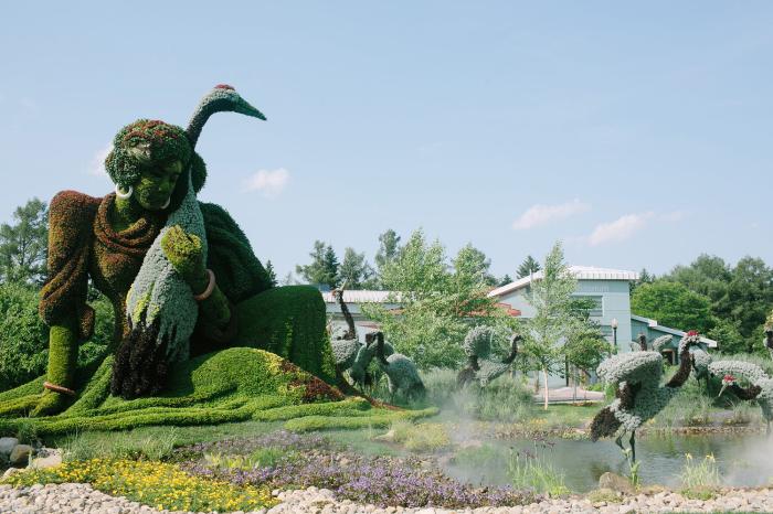 A summer weekend in montreal entouriste - Jardin botanique de montreal heures d ouverture ...