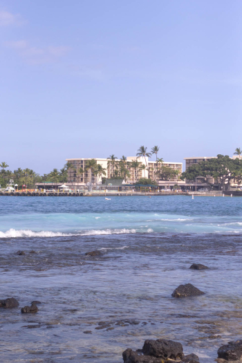 Kona City Hawaii