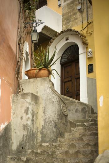 Scenes from Positano Italy