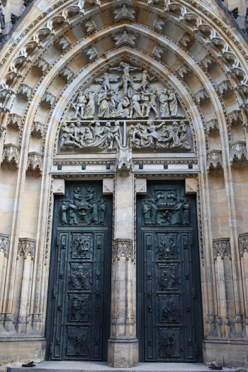 St Vitus Cathedral Doors