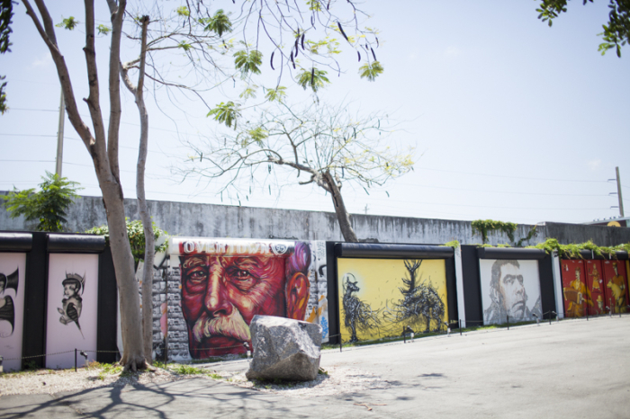 Street Art in the Wynwood Arts District
