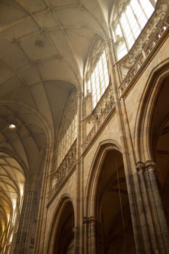 Windows St Vitus Cathedral