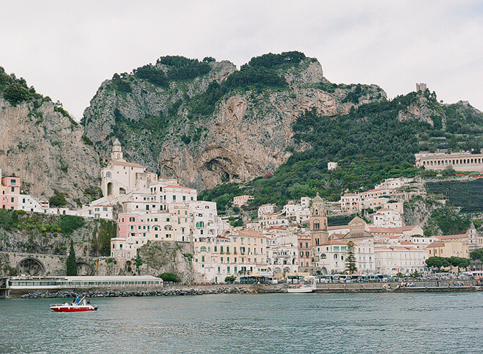 A Coastal Escape to the Amalfi Coast of Italy