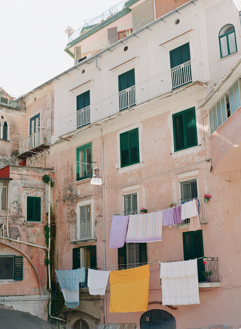 Apartments and Laundry on the Amalfi Coast