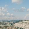 Blue Skies in Jerusalem