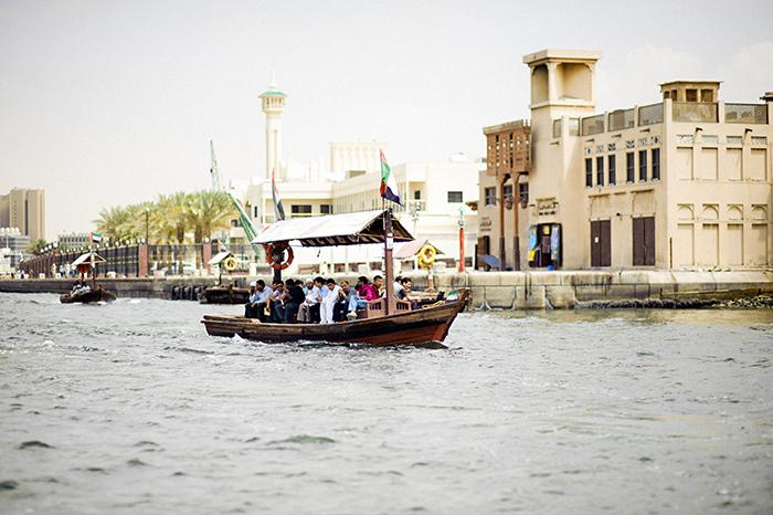 Boat Ride in Dubai
