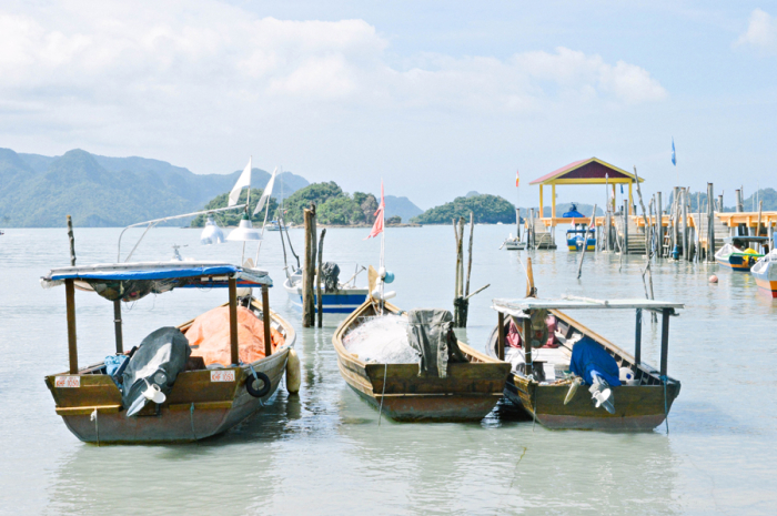 Boats for Hire in Malaysia