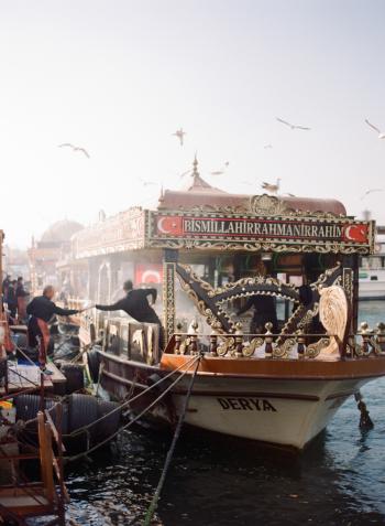 Derya Ferry of Istanbul