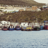 Harbor in Cape Town