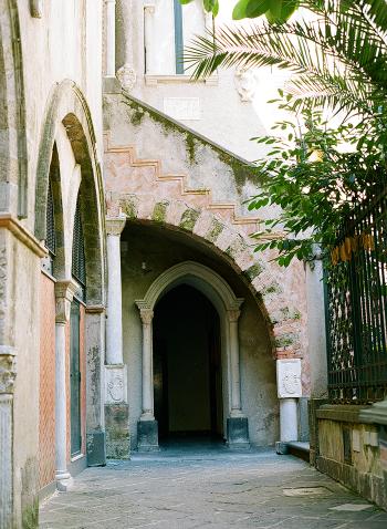 Historic Architecture on the Amalfi Coast