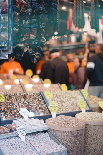 Lokum at the Istanbul Spice Market