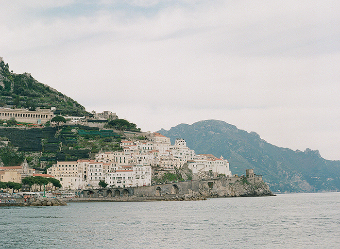 Oceanside Living on the Amalfi Coast of Italy