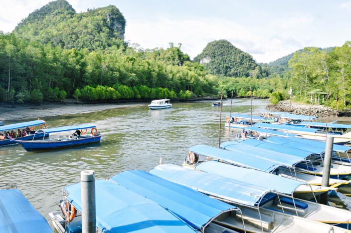 Water Taxis in Malaysia