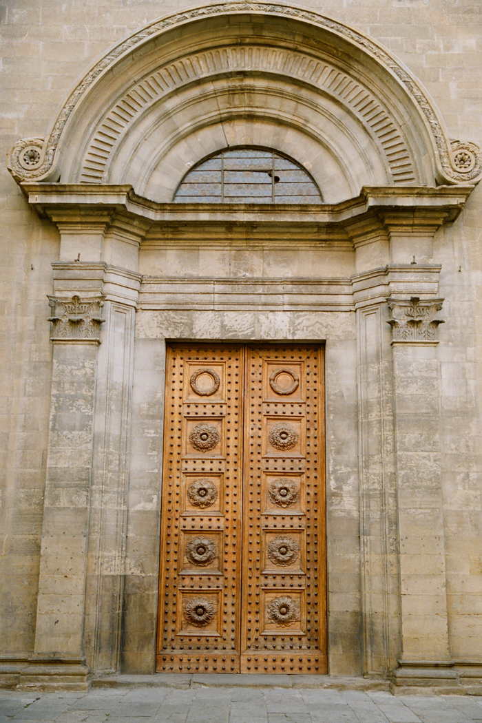 & Wood Doors in Florence Italy - Entouriste