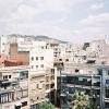 Apartment Buildings in Barcelona Spain
