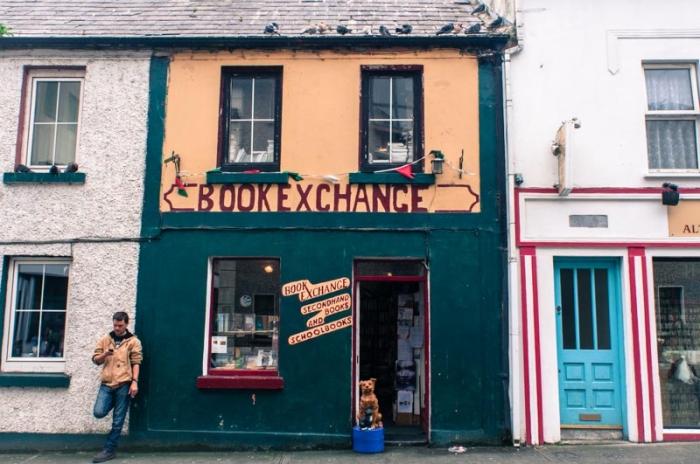 Book Exchange in Connemara Ireland