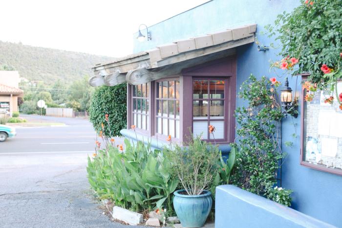 Heartline Cafe in Sedona Arizona