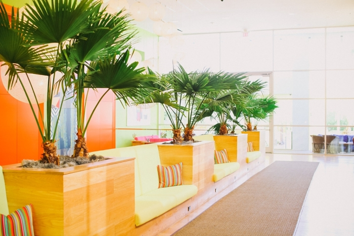 Lounge Seating at the Saguaro Hotel in Scottsdale