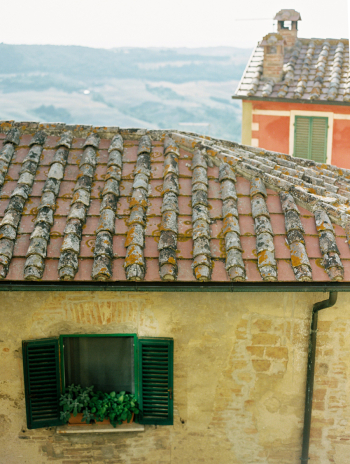 Red Roofs of Tuscany