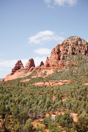 Sightseeing on a Jeep Tour in Sedona