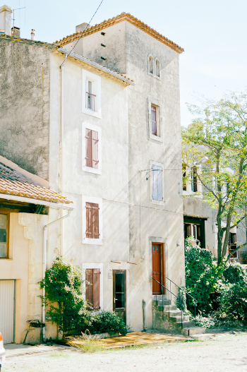 Apartment Buildings in Ventenac en Minervois France