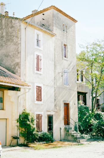 Apartment Buildings in Ventenac en Minervois France