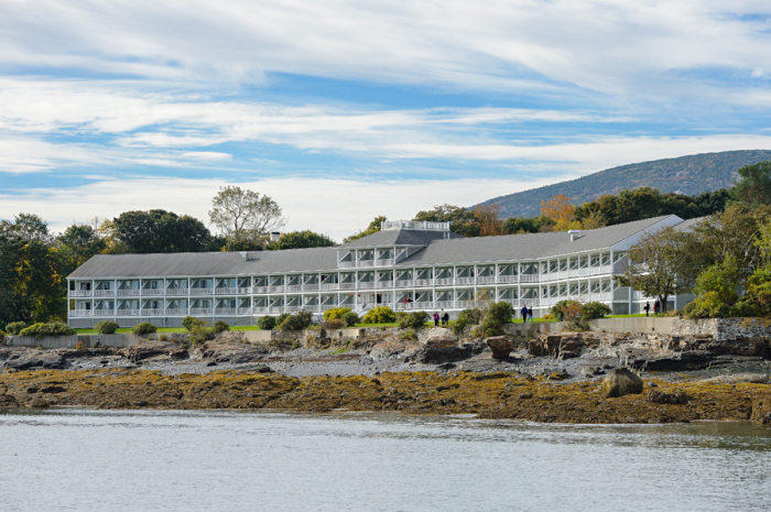 Bar Harbor Inn in Maine
