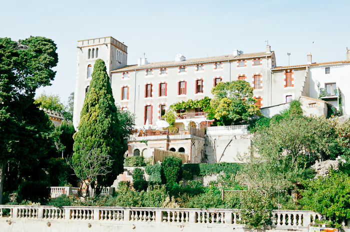 Chateau Ventenac of France