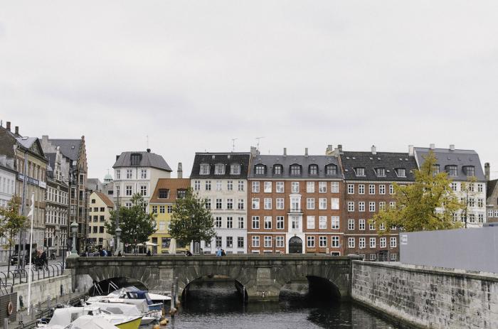Copenhagen on the Canal