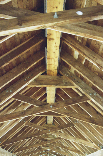 Lodge Ceiling in Whistler British Columbia